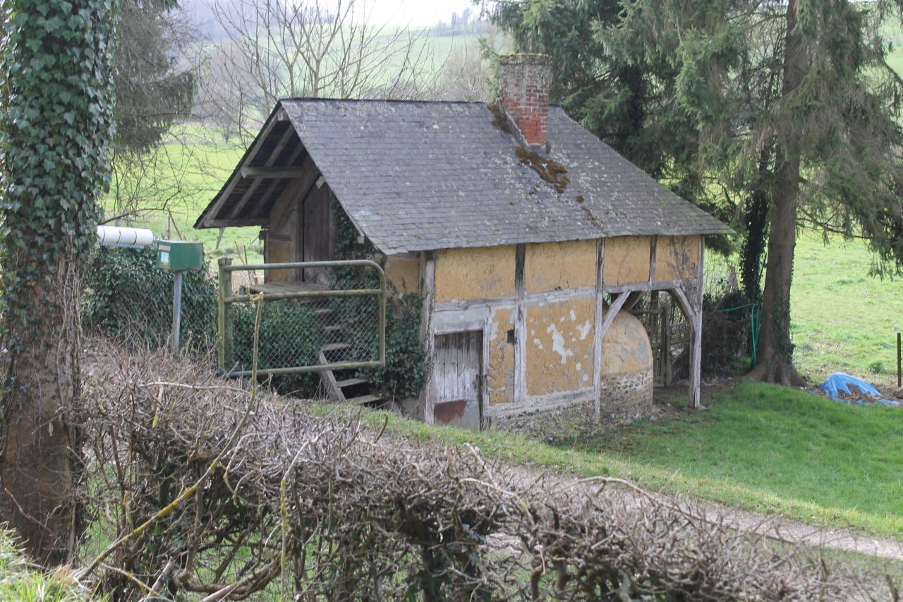Rebets, 60 route du Moulin au Four