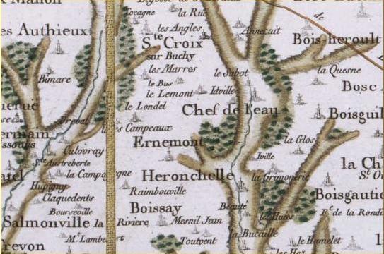 Heronchelles