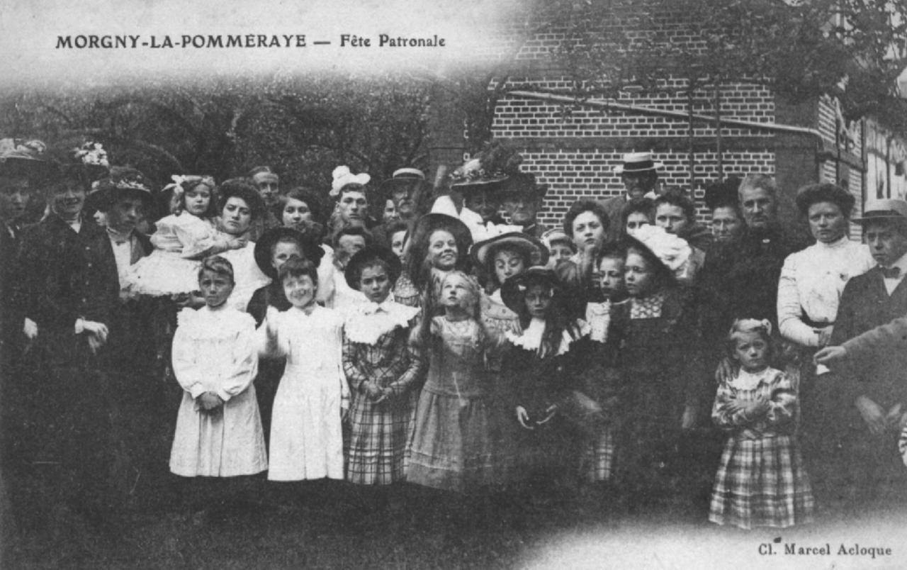 Morgny la Pommeraye