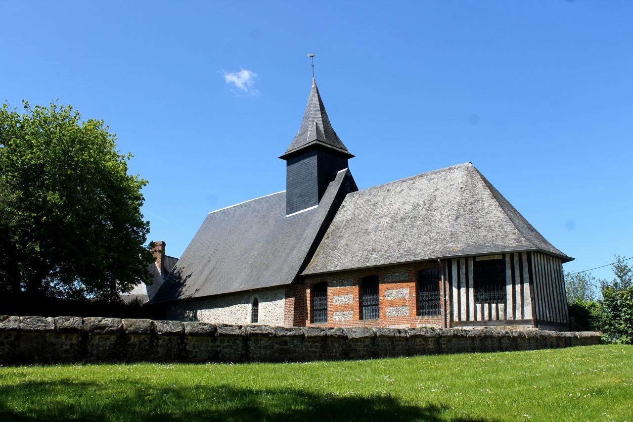 Sainte Croix sur Buchy