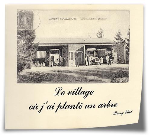Le village cartes